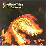 Late Night Tales Franz Ferdinand 180 Gram 2LP + Download