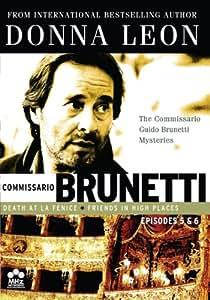 Donna Leon's Commissario Guido Brunetti 5 & 6 [DVD] [Region 1] [US Import] [NTSC]