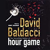 Hour Game: Sean King and Michelle Maxwell, Book 2 | David Baldacci