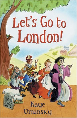 Let's Go to London (White Wolves: Playscripts)