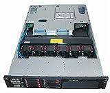 HP ProLiant DL380 G6 2U RackMount 64-bit Server with 2xQuad-Core E5620 Xeon 2.4GHz CPU + 24GB PC3-10600R RAM + 8x146GB 15K SAS SFF HDD, P410i RAID, DVD-ROM, 4xGigaBit NIC, 2xPower Supplies, NO OS