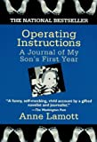 Image of By Anne Lamott: Operating Instructions: A Journal of My Son's First Year