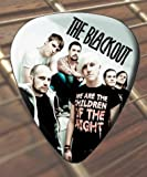 The Blackout Guitar Picks x 5 Medium