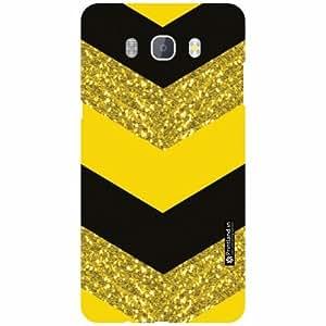 Printland Designer Back Cover for Samsung J7 new edition 2016 Case Cover