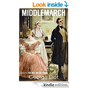 Free And Bargain Books Middlemarch By George Eliot Kindle Book