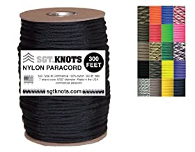 SGT KNOTS® Paracord - 300 Feet