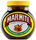 Marmite Yeast Extract Paste in a Glass Jar - 500 g (Pack of 3)