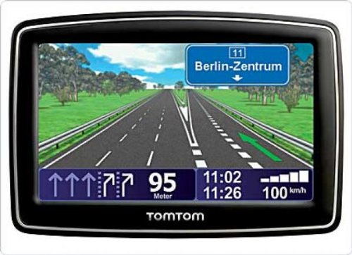 TomTom XXL IQ Routes Edition Europe Navigationssystem