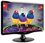 ViewSonic VA1932WM 19-Inch Widescreen LCD Monitor - Black