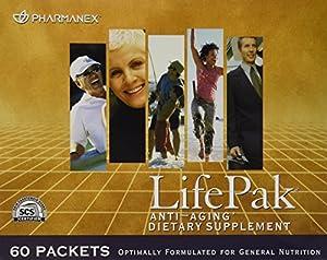 NuSkin Nu Skin Pharmanex LifePak Anti-Aging Formula (1 box = 60 packets)