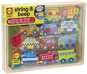 ALEX Toys - Early Learning, String & Beep, 1486B