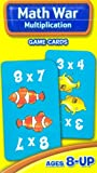 img - for Math War Multiplication Game Cards book / textbook / text book