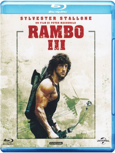 Rambo III [Blu-ray] [IT Import]