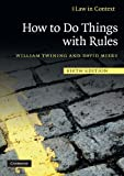 How to Do Things with Rules (Law in Context)