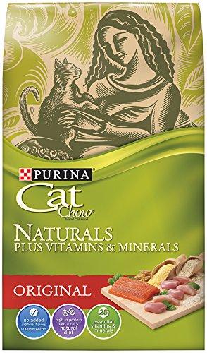 How Good Is Purina Naturals Cat Food