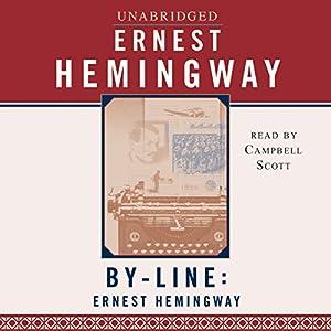 By-Line Ernest Hemingway Hörbuch