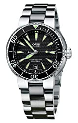 Oris Men's 733 7533 8454MB Divers TT1 Automatic Stainless Steel Watch from Oris
