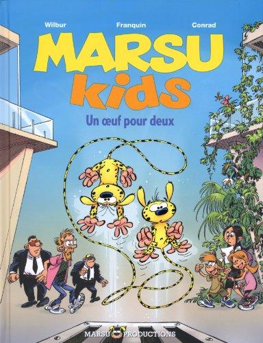 Marsu kids n° 2 Un Oeuf pour deux