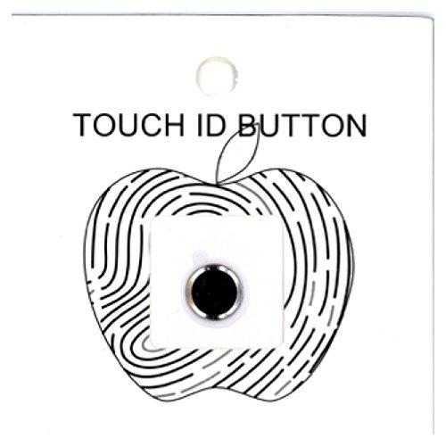 ZERO GARAGE® 指紋認証対応 Touch IDホームボタンシール ...