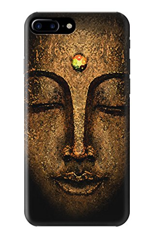 JP0343 仏の顔 Buddha Face IPHONE 7 PLUS ケース