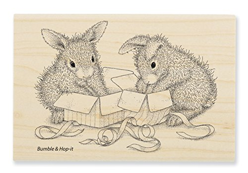 Stampendous Opening Gifts Rubber Stamp