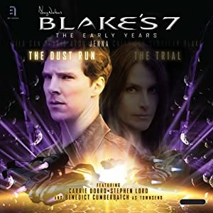 Blake's 7: Jenna - The Dust Run Audiobook