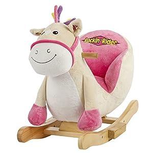 Rockin' Rider Giggles Baby Rocker Ride On by Rockin' Rider