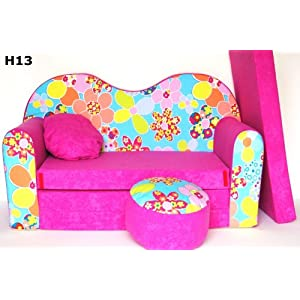 best deals kids sofa bed futon childs furniture free pouffe footstool u0026pillow  h13  in united kingdom sofas uk  uk cheap kids sofa bed futon childs furniture free      rh   sofasuk blogspot