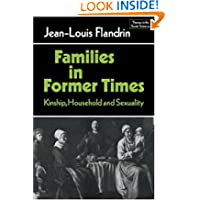 Families in Former Times (Themes in the Social Sciences)