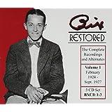 Bix Restored Volume 1: 1924-1927