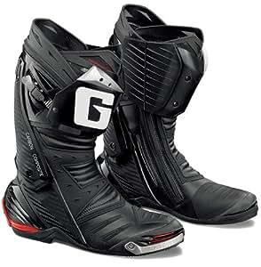GAERNE(ガエルネ) レーシングシューズ GP-1 / ジーピーワン ブラック 26.0cm 【総輸入元:ジャペックス】