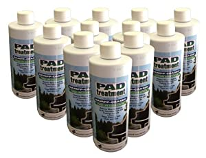 Dampp Chaser Piano Humidifier Pad Treatment 16 oz Bottle Value Pack by Dampp-Chaser