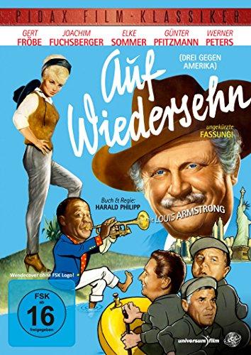 Auf Wiedersehn (Drei gegen Amerika) - Die ungekürzte Fassung des Kultfilms mit Starbesetzung (Pidax Film-Klassiker)