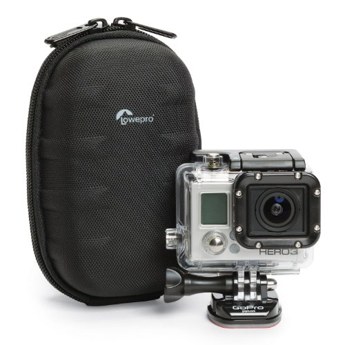 【国内正規品】Lowepro デジタルカメラケース サンティアゴ DV 35 ブラック 363726