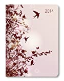 Mini-Buchkalender Style Hummingbird Tree 2014