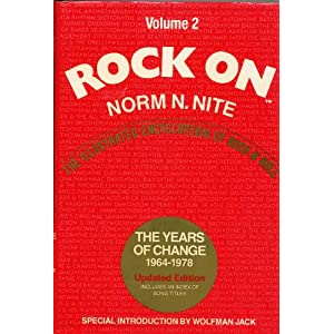 Rock on: The Years of Change 1964-1978