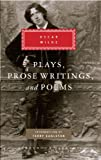 Plays, Prose Writings & Poems (0679405836) by Wilde, Oscar