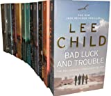 Lee Child Collection 11 Books set RRP : 87.89 (Killing Floor,Echo Burning,The Visitor,Tripwire,Die Trying,Without Fail,Persuader,One Shot,The Enemy,The Hard Way,Bad Luck and Trouble) (Jack Reacher Series)