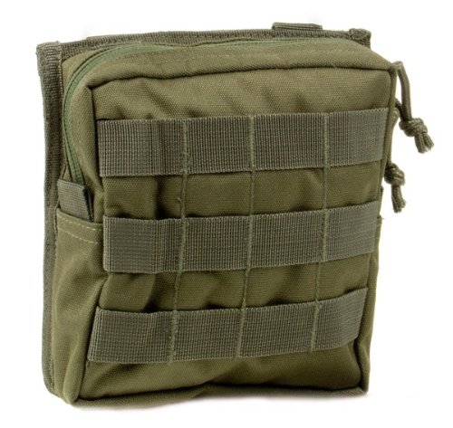 Modular Molle Utility Pouch-Olive Drab