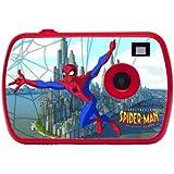 Lexibook - DJ021SP - Jeu Électronique - Appareil Photo Numérique - Spider-Man 1,3 Mégapixels, avec Écran 1,44 Pouces