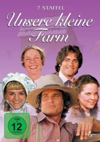 Unsere kleine Farm - 7. Staffel (6 DVDs)