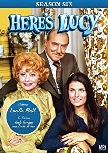 Here's Lucy: Season Six from MPI HOME VIDEO