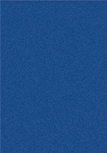 Endurance Royal Blue Kids Rug Rug Size: 12' x 15'