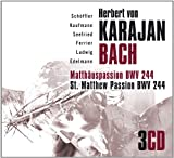 J.S Bach: St Matthew Passion, BWV 244 (3CD) Vienna Boys Choir / Vienna Symph Orch