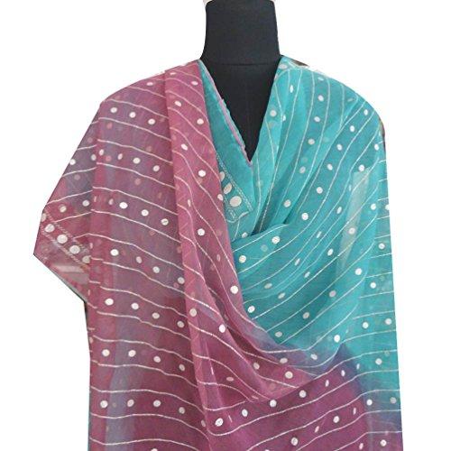 vendimia-indio-elaborados-drapeado-reciclado-mujeres-bufanda-tejido-utilizado-la-decoracion-del-hoga