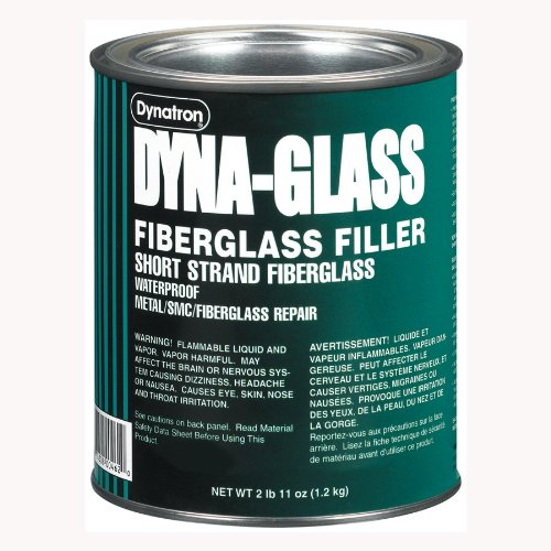 Dynatron 462 Dyna-Glass Short Strand Body Filler - 1 Quart