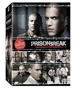 Prison Break - Die kompletten Seasons 1 + 2 (13 DVDs)