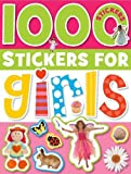 Tim Bugbird 1000 Stickers for Girls