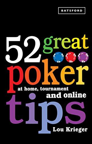 Online poker strategy tips