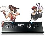 XFUNY 2 Players Stick Arcade KOF/ Metal Slug/ Street Fighter Pandora's Box Bulit-in 815 Games (Keyboard Controller)